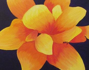 Candy - Original Acrylic Painting