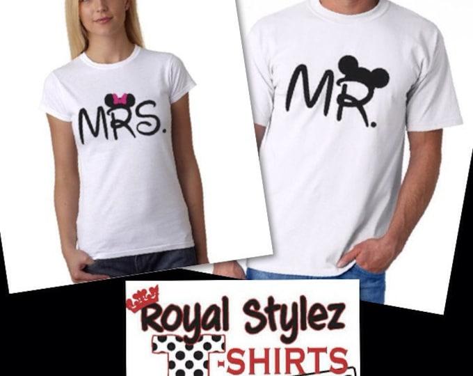 Mr. & Mrs. Tees