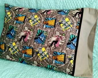 Doctor Who Pillowcase
