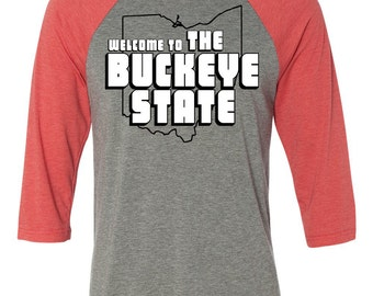 The Buckeye State Raglan