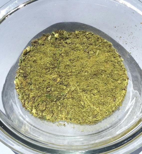 Authentic Pueblo Green Chile Powder from Pueblo Colorado Seasonal Item Almost gone