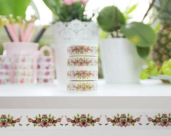 Washi Tape Floral WTJ-05