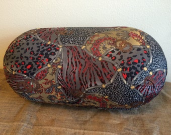 Peanut Ball Cover with Handle, Exercise/Yoga Ball Cover, Birthing Peanut Ball Cover, Ball Cover - ANIMAL/COWBOY PEANUT