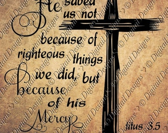 Christian Cross SVG PNG DXF Eps Fcm Ai Cut file for Silhouette, Cricut, Scan n Cut Easter svg Cross svg Bible quote