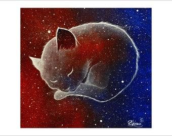 Sleeping Galaxy