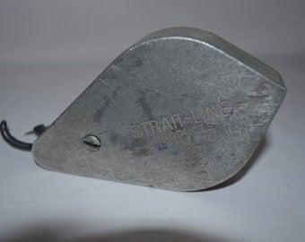 Vintage Industrial Workshop Tool by Strait-Line Products Chalk Line Plumb Line