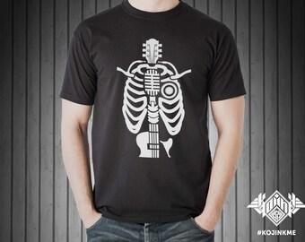 Music is in my bones
