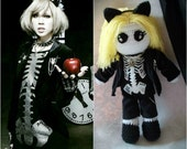 Crochet Personalized Doll Voodoo Doll Personalized Gift