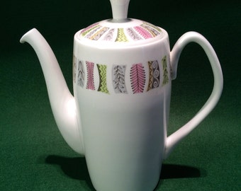 Shelley Cleopatra Design Coffee Pot