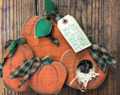 Chunky Pumpkin Patch