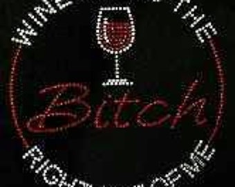wine takes the !!!