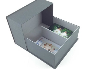 Archival Photo Storage Box for 6 x 4 inch Photographs