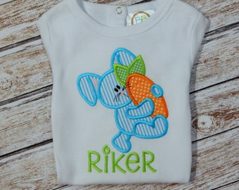 BOY'S EASTER SHIRT; Boy's personalized Easter shirt; Boy's Easter; Baby boy Easter; Boy's Easter bodysuit; Baby Boy Easter