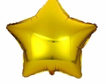 Star Foil Balloon