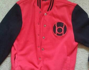Red Lantern Corps jacket