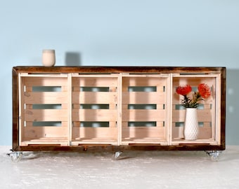 Sideboard |  Console on wheels small DOONDER
