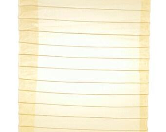 Beige Hako Paper Lantern - 8HKO-BG