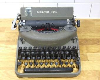 Remington Rand Remington Noiseless Model 7