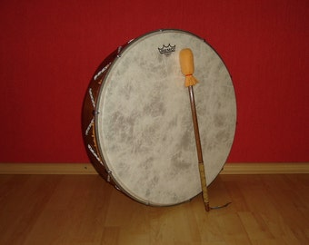 20'' Hand Drum with stick