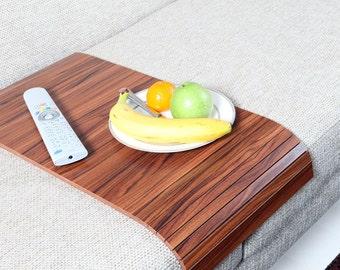 Sofa tablett tisch super white sofa arm tray armlehne - Sofa tablett tisch ...