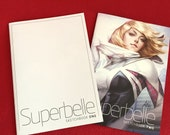 Superbelle Sketchcover  | Book One & Book Two |