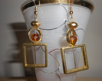 Earrings 141 Shapes of Gold