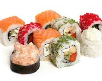 Mixed Roll Sushi