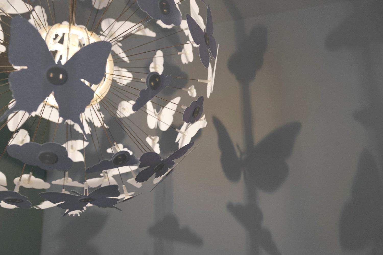f r ikea ps maskros h ngelampe 55 cm neues design. Black Bedroom Furniture Sets. Home Design Ideas
