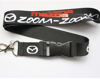 Mazda Lanyard, Mazada Zoom Zoom Lanyard