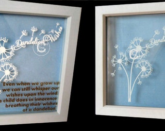 Dandelion Wishes  Design No.1   SVG/SCAL4  - Cricut compatible