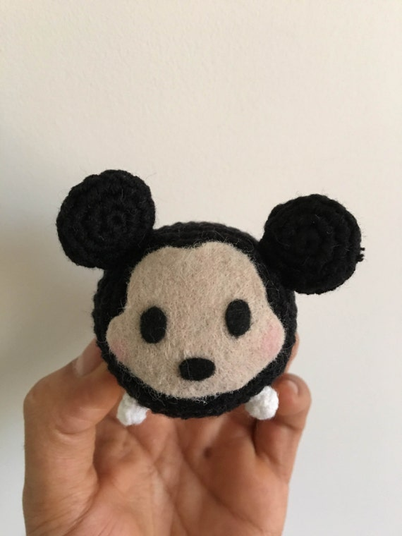 Tsum Tsum Disney Amigurumi : Tsum Tsum Mickey Amigurumi