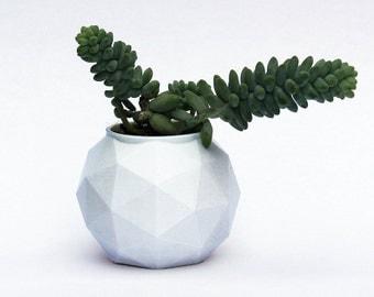 Small Geometric Planter