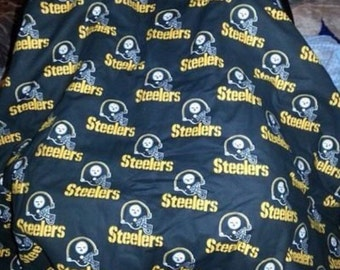 Steelers Car Seat Canopy Cover