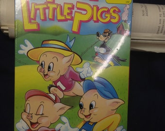 The Three Little Pigs NEW  VHS Tape