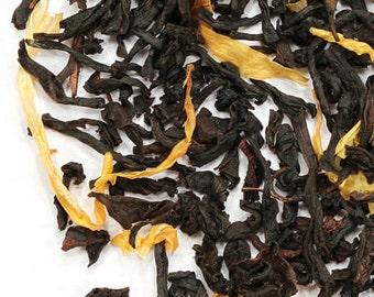 Sweet Mango Tea | Black Tea | Bulk Tea | Wedding Favors | Tiny House Farm Premium Loose Teas
