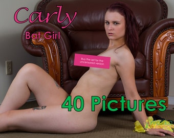 Carly - Bat Girl - (Mature, Contains Nudity) - 40 Pictures