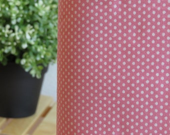 1/2 yard RJR Everything But The Kitchen Sink - Pin Dot Pink Bubblegum 4928-4
