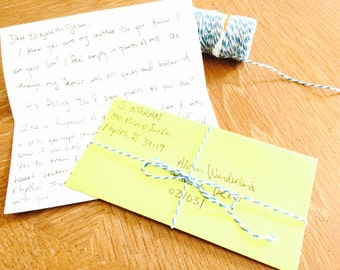Letters From Strangers: Vintage Inspired Letters