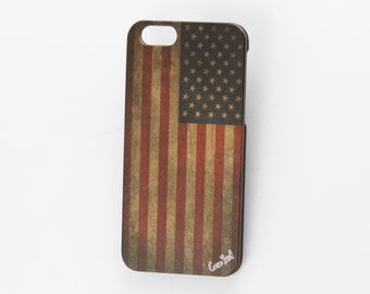 Vintage American Flag iPhone 7 case, iphone 6s case iphone 6 case iphone 5 case iphone 6s plus case iphone 6 plus case