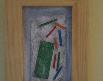 abstract tumbling