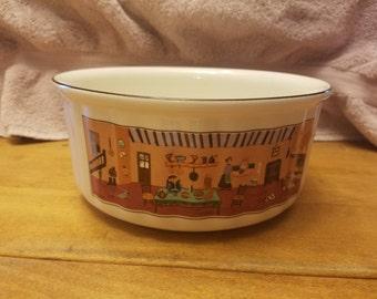 Villeroy Baoch Design Naif casserole dish Laplau