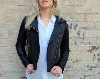 SALE!!! New Handmade butter-soft Leather Jacket