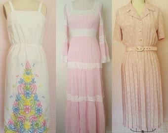 Vintage DRESS wholesale SALE