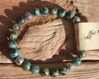 Healing Bracelet- African Turquoise
