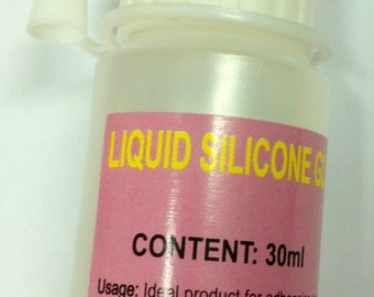 Adhesive Glue liquid silicones  30g good for Jewelry and craft