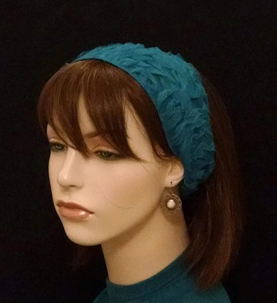 SOLD**Custom headband for Davida Gibora