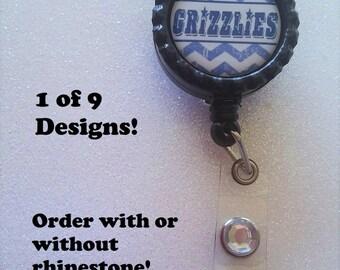Grizzlies ID Badge, Grizzlies Badge, Memphis Grizzlies ID Badge, Memphis Grizzlies Badge, Memphis Grizzlies, Grizzlies
