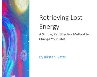 Retrieving Lost Energy Ebook