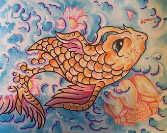 koi fish no.3