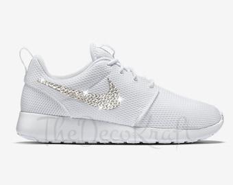 Nike Roshe One Women's Running Shoes Binary Blue/Oatmeal